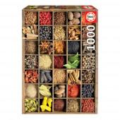 Puzzle Especiarias 1000 peças