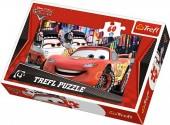 Puzzle Faísca Cars