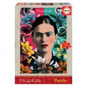 Puzzle Frida Kahlo 1000 peças