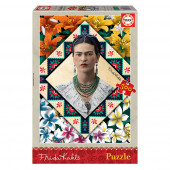 Puzzle Frida Kahlo 500 peças