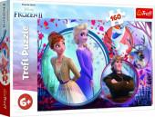 Puzzle Frozen 2 - 160 peças