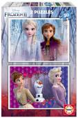 Puzzle Frozen 2 2x20 peças