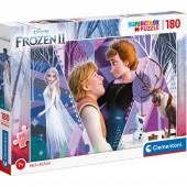 Puzzle Frozen 2 Disney 180 peças