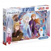 Puzzle Frozen 2 Disney 60 peças