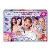 Puzzle Gigante Violetta 250 peças