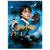Puzzle Harry Potter e a Pedra Filosofal 1000 peças