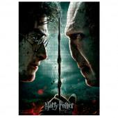 Puzzle Harry Potter vs Voldemort 1000 peças