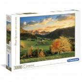 Puzzle High Quality Collection Alpes 3000 peças