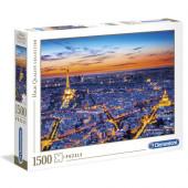 Puzzle High Quality Collection Vista Paris 1500 peças