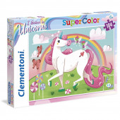 Puzzle I Believe in Unicorns 104 peças