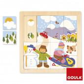 Puzzle Inverno Goula