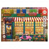 Puzzle Livraria Antiga 4000 peças