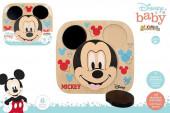 Puzzle Madeira Mickey Disney Baby