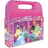 Puzzle Mala Princesas Disney