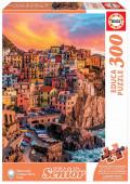 Puzzle Manarola Cinque Terra Itália 300 peças XXL