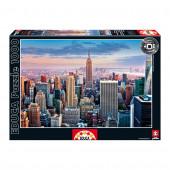 Puzzle Manhattan Nova Iorque 1000 peças