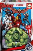 Puzzle Marvel Avengers 200
