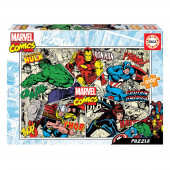 Puzzle Marvel Comics 1000 peças
