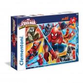 Puzzle Marvel Spiderman Black