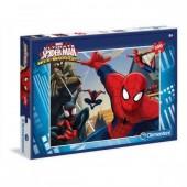 Puzzle maxi Marvel Spiderman Black