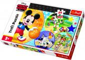 Puzzle Maxi Mickey Desporto 24 peças