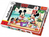 Puzzle Maxi Mickey Mouse and Friends 24 peças