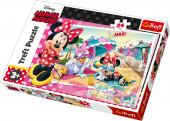 Puzzle Maxi Minnie 24 peças