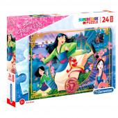 Puzzle Maxi Mulan Disney 24 peças