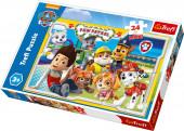 Puzzle Maxi Patrulha Pata 24 peças