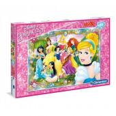 Puzzle Maxi Princesas Disney 100 peças