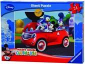 Puzzle Mickey Viagem