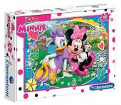 Puzzle Minnie Happy 60 peças
