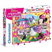 Puzzle Minnie Happy Helpers Disney 104 peças