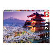 Puzzle Monte Fuji Japão 2000 peças