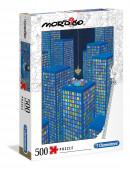 Puzzle Mordillo 500 peças O Jantar