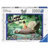 Puzzle O Livro da Selva Disney Clássico 1000 peças