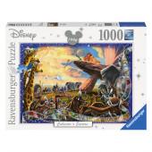 Puzzle O Rei Leão Disney Clássico 1000 peças