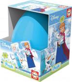 Puzzle Ovo Frozen 48 peças