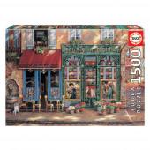 Puzzle Palais de Fleurs 1500 peças