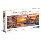 Puzzle Panorama Canal Veneza Itália 1000 peças