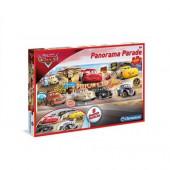 Puzzle Panorama Cars 250pç