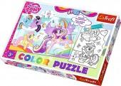 Puzzle para colorir