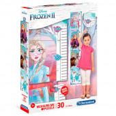 Puzzle Parede Frozen 2 Disney 30 peças