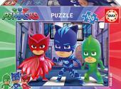 Puzzle PJ Masks 100pcs