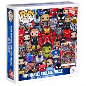 Puzzle POP Marvel 1000 peças