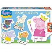 Puzzle Porquinha Peppa Baby