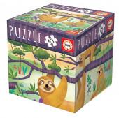 Puzzle Preguiças 48 peças
