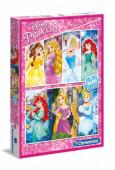 Puzzle Princesas 2x20 peças