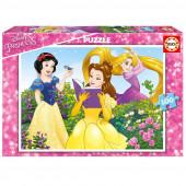 Puzzle princesas disney 100 pçs Educa