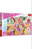 Puzzle Princesas Disney 160 peças